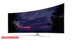 تلویزیون SUHD هوشمند و منحنی سامسونگ سری 9 مدل 55KS9995 سایز 55 اینچ