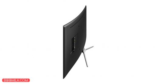 تلویزیون ال ای دی هوشمند خمیده سامسونگ مدل 55N6950 سایز 55 اینچ