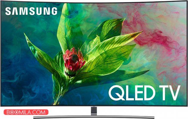 تلويزيون QLED هوشمند سامسونگ مدل 55Q7880 سايز 55 اينچ