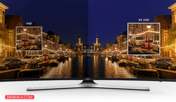تلویزیون هوشمند سامسونگ مدل 55MU7995