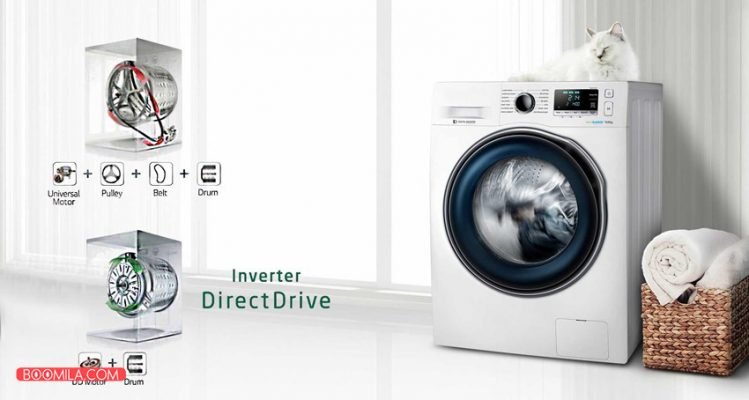 ماشین لباسشویی اسنوا مدل SWD-820 ظرفیت 8 کیلوگرم