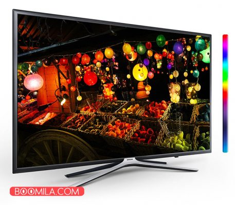 تلویزیون ال ای دی هوشمند سامسونگ مدل 55MU7980 سایز 55 اینچ