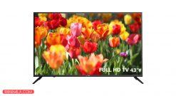 تلویزیون ال ای دی اسنوا مدل SLD-43SA220 سایز 43 اینچ