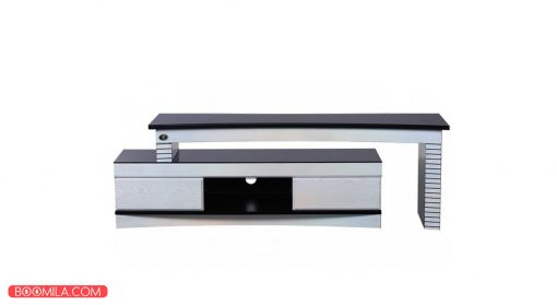 میز تلویزیون مدل R64W رنگ سفید