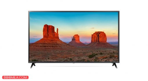 تلویزیون ال ای دی ال جی 43UK6300 سایز 43 اینچ
