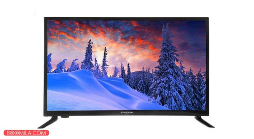 تلویزیون ال ای دی هوشمند ایکس ویژن مدل 24XS460 سایز 24 اینچ