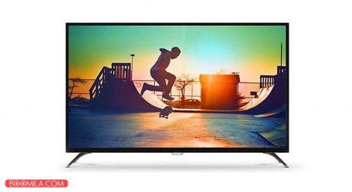 تلویزیون ال ای دی هوشمند فیلیپس مدل 43PHTU6002 سایز 43 اینچ