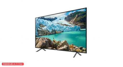 تلویزیون ال ای دی سامسونگ هوشمند مدل 50RU7105 سایز 50 اینچ