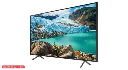 تلویزیون ال ای دی سامسونگ هوشمند مدل 55RU7105 سایز 55 اینچ