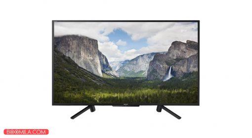 تلویزیون ال ای دی هوشمند سونی مدل 50W660F سایز 50 اینچ