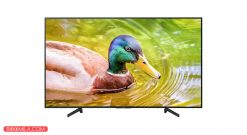 تلویزیون ال ای دی هوشمند سونی مدل 65X8000G سایز 65 اینچ