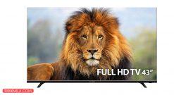 تلویزیون ال ای دی دوو مدل 43K5400 سایز 43 اینچ