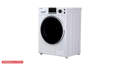 ماشین لباسشویی پاکشوما مدل TFU-94407-WT ظرفیت 9 کیلوگرم