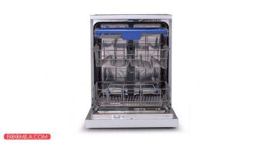 ماشین ظرفشویی مبله 14 نفره زیرووات مدل ZDM-3314W
