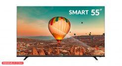 تلویزیون ال ای دی هوشمند دوو مدل 55K5300U سایز 55 اینچ