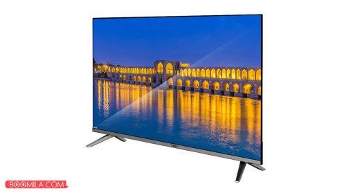 تلویزیون ال ای دی هوشمند اسنوا مدل SSD-55SA580U سایز 55 اینچ