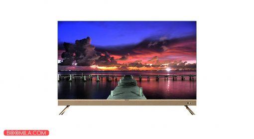 تلویزیون ال ای دی هوشمند آیوا مدل 55N19 سایز 55 اینچ